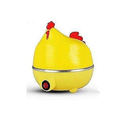 Egg Boiler / Steamer - Yellow
