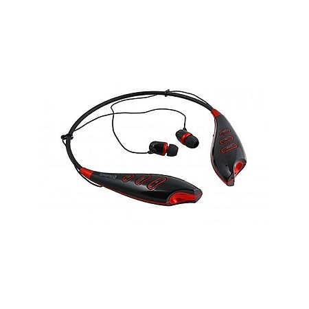 HBS 740- Bluetooth Stereo Earphones - Black