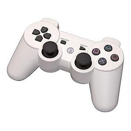 PS3/PC Pad Dual Shock 3 - Wireless Controller - White