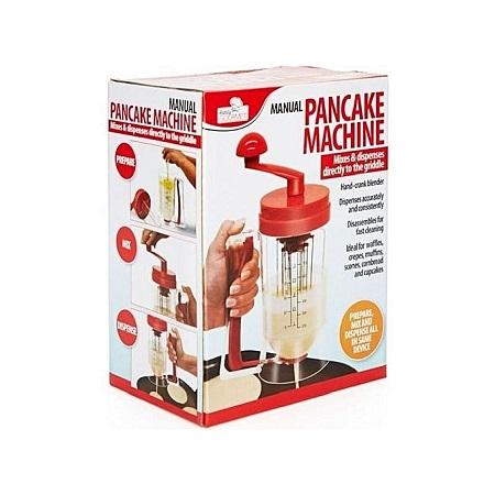 Pancake machine-red