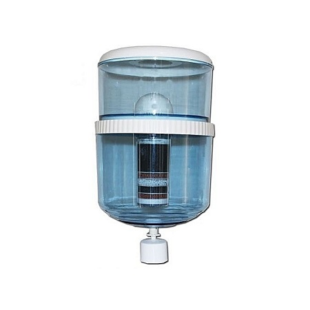 Water purifier for dispenser- white