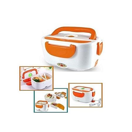 Electric Lunch Box orange