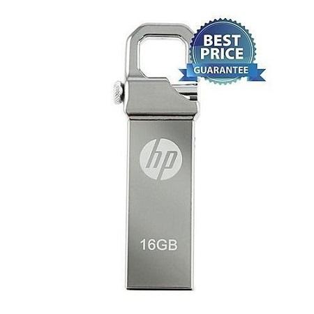 HP Flash disk 16 GB- Metallic