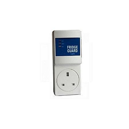 Fridge Guard Voltage Stabilizer- White
