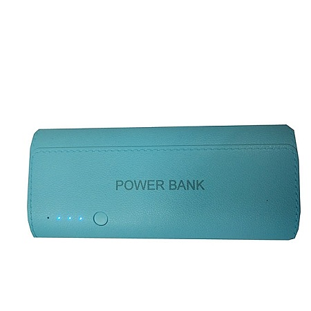 20000mAh powerbank With LED light - White And Blue