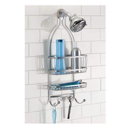 Bathroom Shower Caddy/Bathroom Organiser - Brown