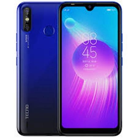 Tecno Pop 4, 2GB+32GB, (Dual Sim),3G 5000MAh-Dawn Blue
