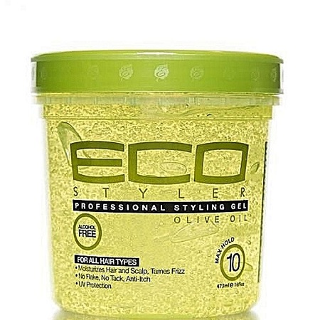 Eco Styler Professional Styling Gel with Olive Oil clear clear 473ml