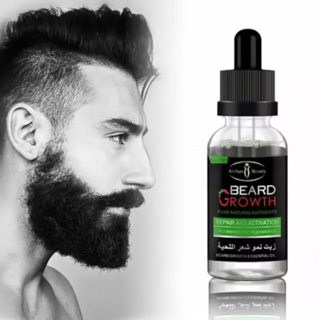 Aichun Beauty Beard Growth Essential Oil -30ml