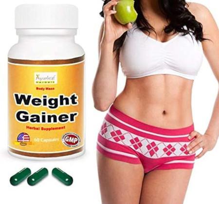 Ayurleaf Weight Gainer - For Women - 60