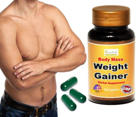 Ayurleaf Weight Gainer - For Men - 60