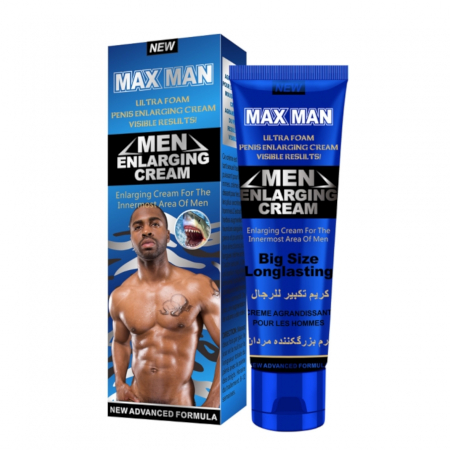 Max Man Men Enlarging Cream, 50g
