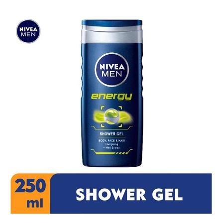 Nivea Men Energy Shower Gel For Men - 250ml