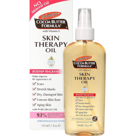 Palmer's Cocoa Butter Formula Skin Therapy Oil with Vitamin E, Rosehip Fragrance - 150ml