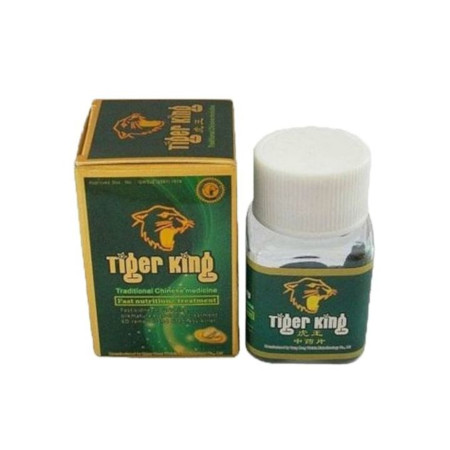 Tiger King Super Male Sex Enhancement green pills