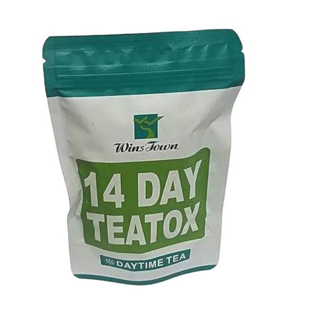 Winstown 14 Day Detox Tea - Daytime Tea