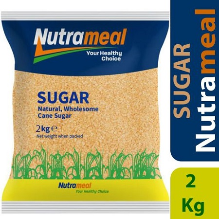 Nutrameal Sugar 2Kg - 10 Pieces