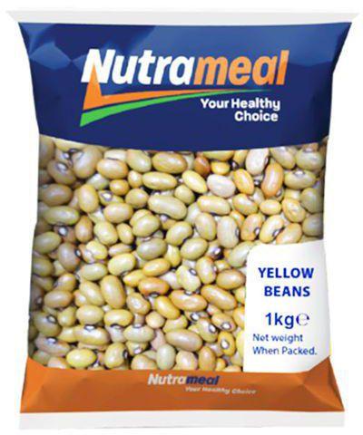 Nutrameal Yellow Beans 1Kg