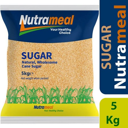 Nutrameal Sugar 5kg- 5 pieces