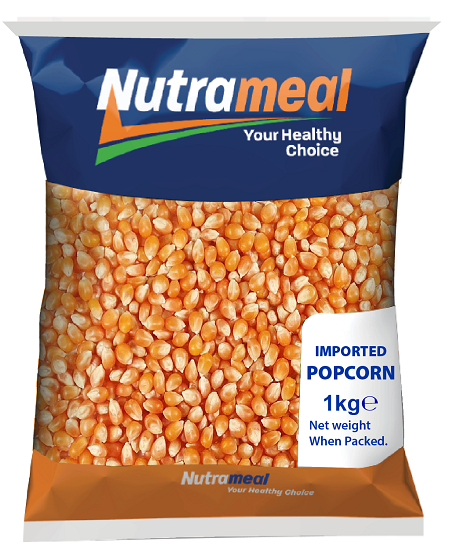 Nutrameal Pop corn  Maize 1 kg