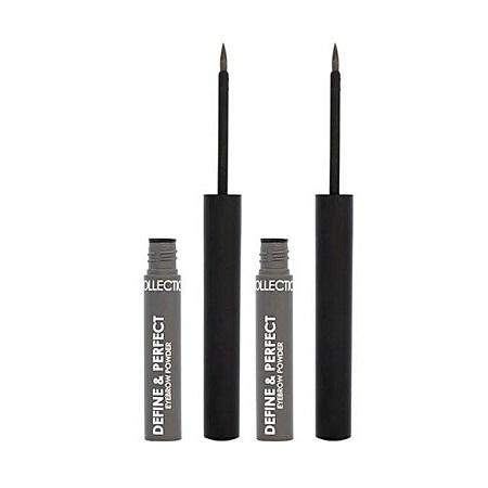 Define And Perfect Eyebrow Powder Dark Brunette