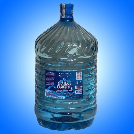 Kenfalls Springs Oxygenated Drinking Water 20 Litres