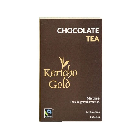 Kericho Gold Chocolate Tea 25 Tea Bags 300G