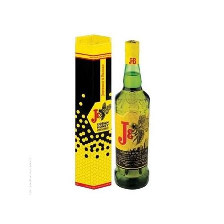 J & B Urban Honey Whiskey - 700ML