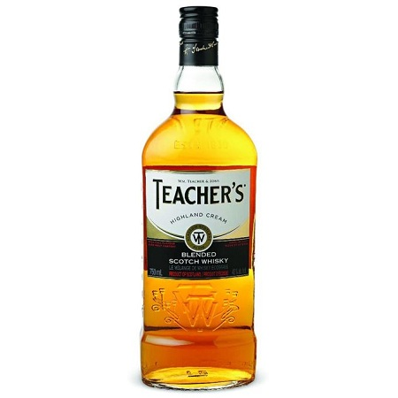 TEACHERS Blended Scotch Whiskey - 750ML