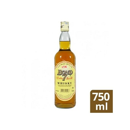 Bond 7 Blended Malt Whiskey 750ML