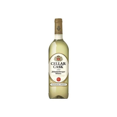 Cellar Cask Natural White Wine - 750ML