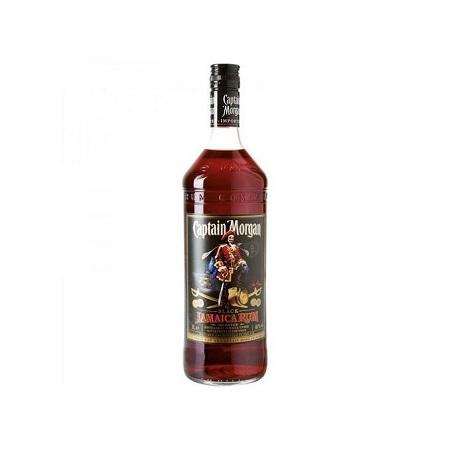 Captain Morgan Black Jamaica Rum -1LTR