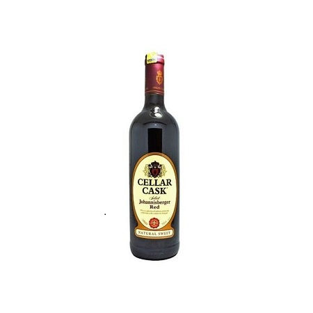 Cellar Cask Johannisberger Red Natural Sweet Wine - 750ML