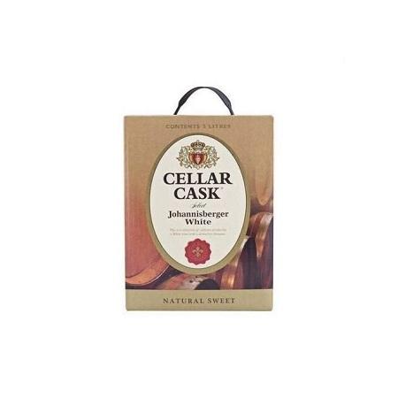 Cellar Cask Natural Sweet White Wine - 5LTR