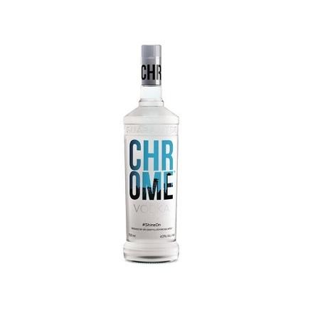 Chrome Vodka 750ML