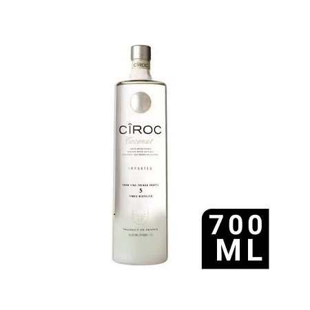Ciroc Coconut Vodka - 700ML