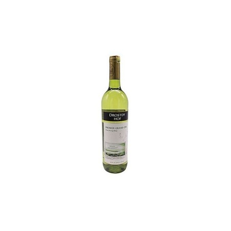Drostdy Hof Dry White Wine - 750ML