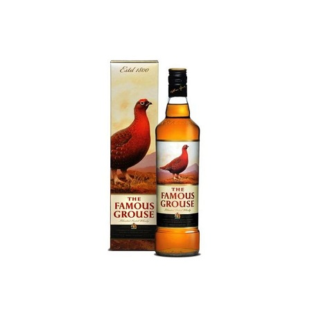 Famous Grouse Blended Scotch Whiskey - 1LTR