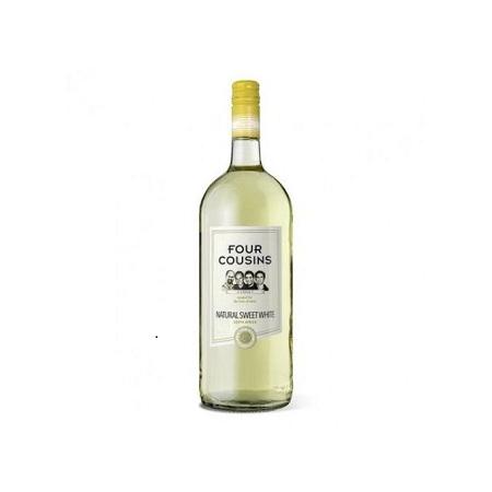 Four Cousins Sweet White Wine -1.5 Litres