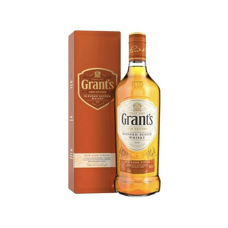 Grants Blended Scotch Whiskey - 1LTR