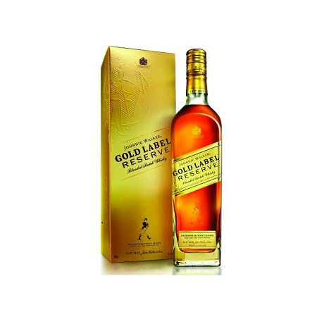 Johnnie Walker Gold Label Reserve Whiskey - 750ML