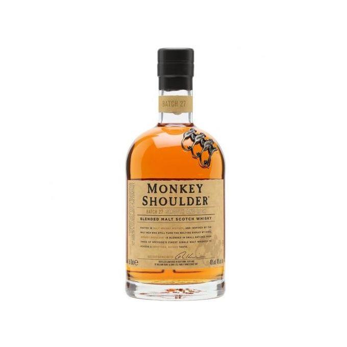 Monkey Shoulder Triple Malt Whiskey - 1LTR