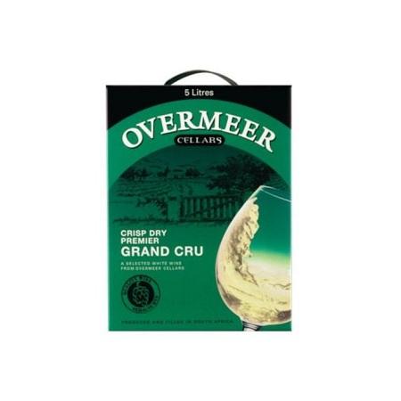 Overmeer White Dry Wine 5LTR