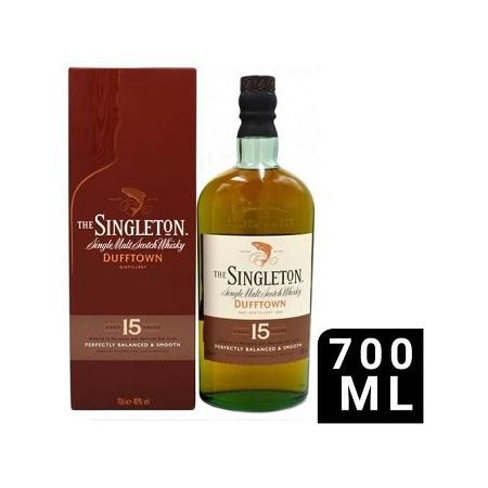 Singleton 15 Year Old Single Malt Scotch Whiskey 700ML