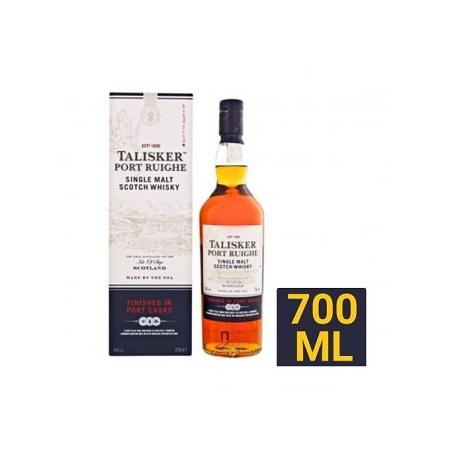Talisker Port Ruighe Single Malt Scotch Whisky 700 ML