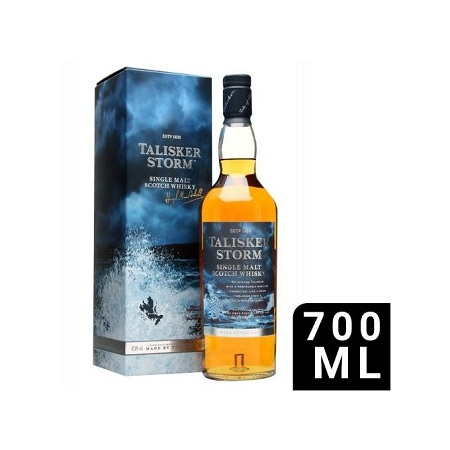 Talisker Storm Single Malt Scotch Whisky 700 ML