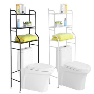 Toilet Rack Bathroom Rack Toilet Rack Organizer Stainless Steel