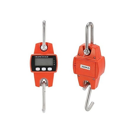 Digital Scale 300KGS Electronic Hanging Crane Scale - Industrial Crane Weighing Scale OCS-L