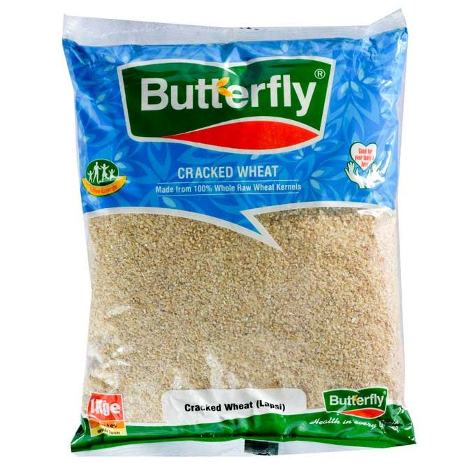 Butterfly Cracked Wheat- 1kg