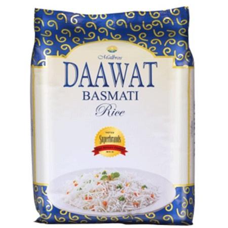 Daawat Basmati Rice - 5kg
